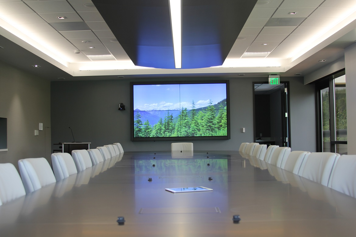 Executive Boardroom Jaymarc Av Design Build Integrate