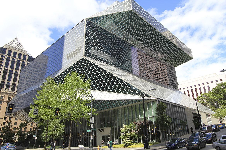 Seattle Public Library Jaymarc Av Design Build