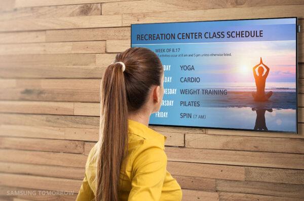 Class Digital Signage