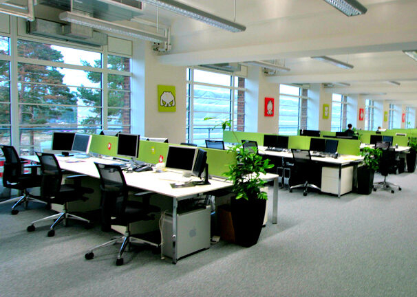 Privacy Masking for open office spaces